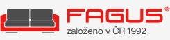 FAGUS nábytek - založeno v ČR 1992 Logo
